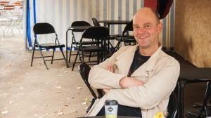 Andreas Meder im Gespräch