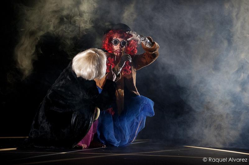 Märchenhafte Begegnungen im Nebel © Raquel Alvarez wunderland © Raquel Alvarez