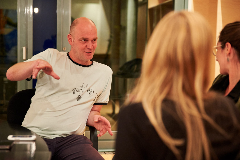Festival-Leiter Andreas Meder im Interview