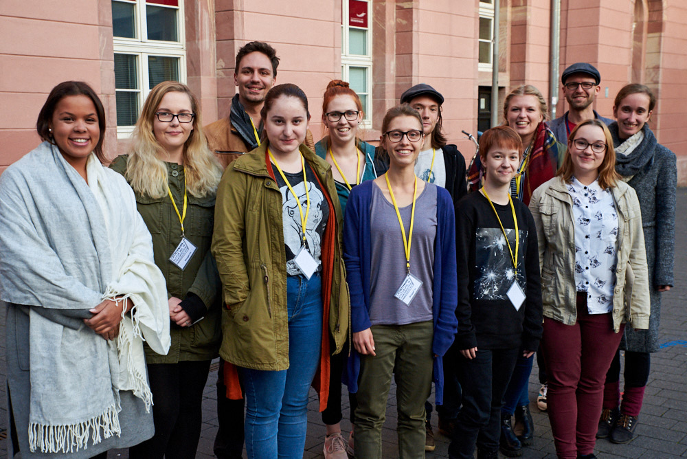 Bloggerinnen und Blogger der Ausgabe 2017